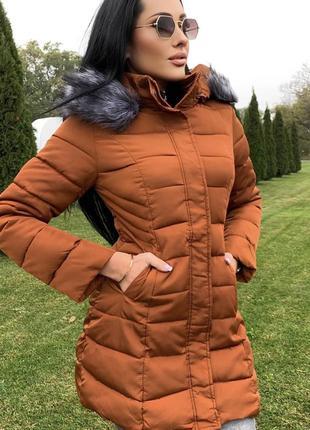 Куртка женская евро-зима