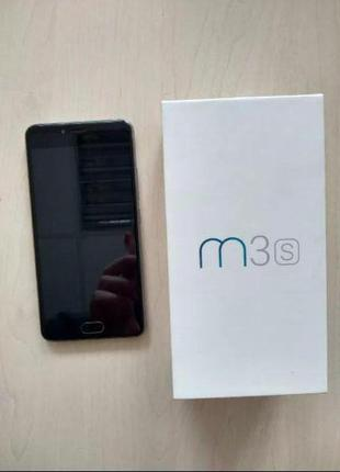 Meizu M3s 32GB gray и gold