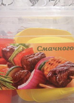Подарочный набор для пикника на 12 персон