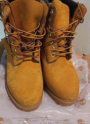 Timberland. Мужские ботинки из США