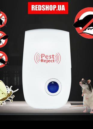 ROXI Отпугиватель мышей,насекомых,грызунов ультразвуковой,новинка