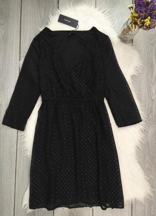 🔥акция 3=5🔥vero moda новое платье модное чёрное