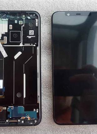 Оригинальный дисплей (модуль) в рамке для Xiaomi Mi8