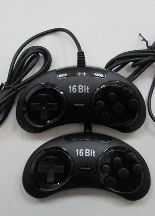 2шт. Джойстик Sega 16 Bit