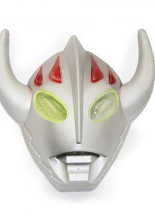 Карнавальный костюм х-мен с рогами маска пластиковая