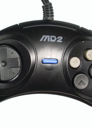 Джойстик SEGA Mega Drive 2 16-бит