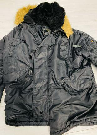 Parka Alpha Industries XL Аляска