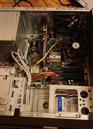 HP Pro 3120 MT, Intel E5700H/ddr3-4Gb/Gt320-1Gb/500Gb