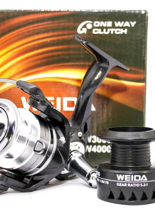 Катушки для ловли хищника Weida BW 3000