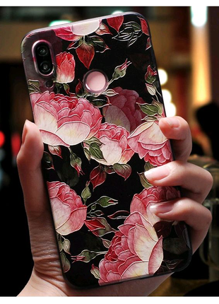 Чехол защитный 3D для смартфона DOOGEE Y8