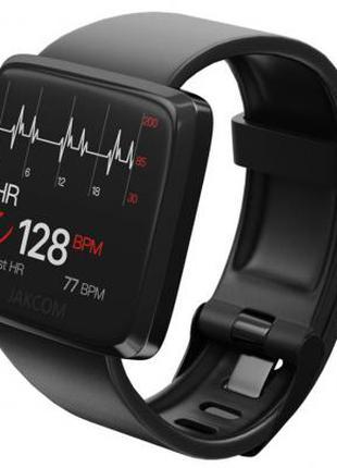 Смарт-часы JAKCOM H1 Smart Health Watch GPS black 371558