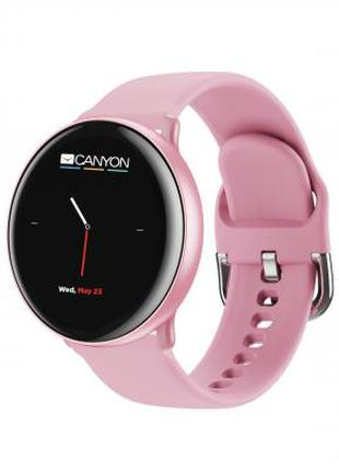 Смарт-часы CANYON CNS-SW75PP Pink with extra pink 329794