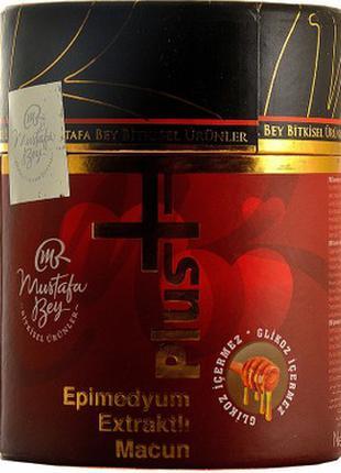 Mustafa Bey Plus 240 гр + Эпимедиумная паста Халал
