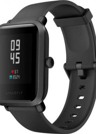 Смарт-часы Amazfit Bip S Carbon Black 330799