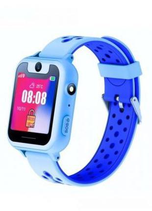 Смарт-часы GoGPS ME K21 Blue (K21BL) 357790