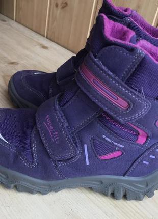 Мембранные ботинки