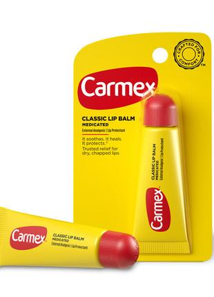 CARMEX Classic tube Бальзам для губ , 10 г