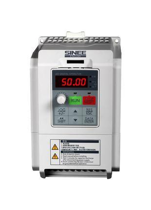Преобразователь частоты SINEE EM100 1,5 кВт 9 А, 1 ф., 220В
