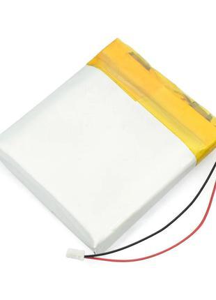 Аккумулятор литий-полимерный 400mAh 3.7V 582728