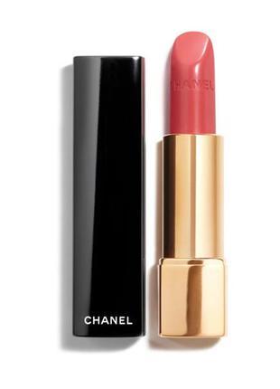 Помада chanel rouge allure luminous intense lip colour