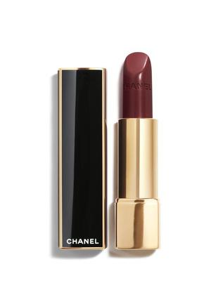 Лимитка помада chanel rouge allure luminous intense lip colour