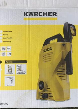 Минимойка Karcher K2 basic + пенник