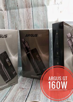 Voopoo Argus GT 160W TC Kit Carbon Fiber (Запечатанные)
