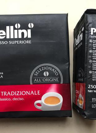Кофе молотый Pellini 250 гр. Италия