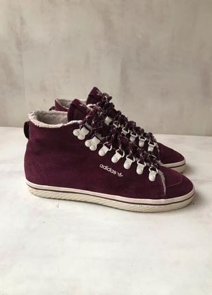 Adidas originals оригинал зимние кроссовки ботинки