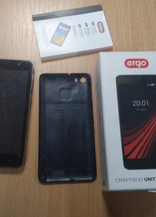 Смартфон ERGO Unit B505 4G Dual Sim(004965)