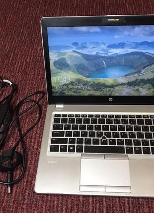 "Ноутбук HP EliteBook Folio 9480m 14"" i5 8Gb RAM 180Gb SSD"