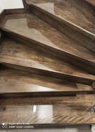 Лестницы изготовление монтаж