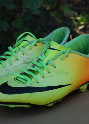 Копки Nike Mercurial Vortex FG 573873-708 47 р 30,5 см