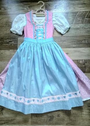 Платье золушки. платье принцессы. карнавал. новогоднии костюмы.