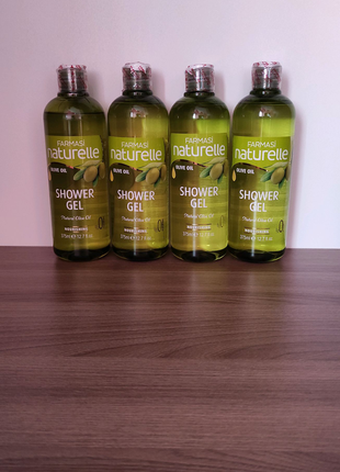 Гель для душа Оливка Farmasi Shower Gel Olive Oil  Фармаси 375 мл