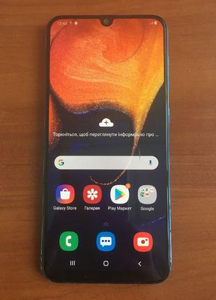 Смартфон Samsung Galaxy A50 A505FN (46376) Уценка