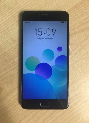 Смартфон Meizu M3 Note (35001)