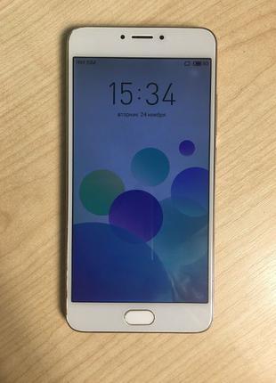 Смартфон Meizu M3 Note (68367)