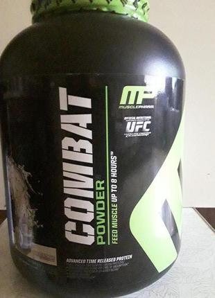 Протеин Combat (MusclePharm, USA)