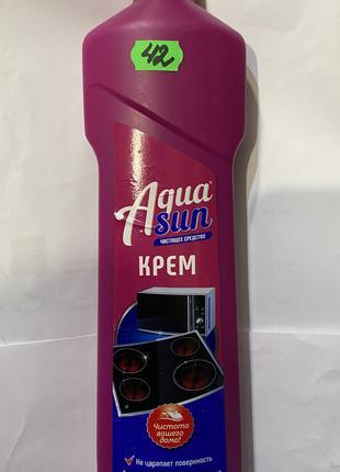 Средство чистящее AQUASUN «Крем» 500мл