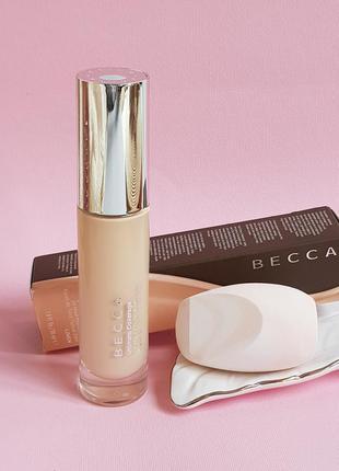 Тональная основа becca ultimate coverage 24 hour foundation
