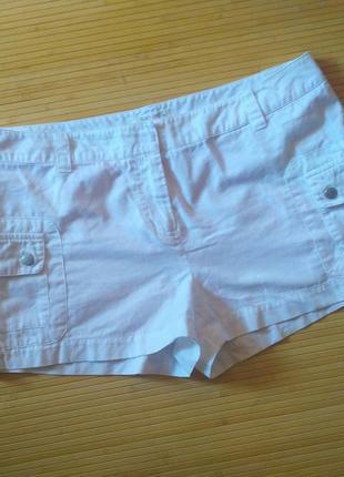 Хлопковые шорты, размер 40