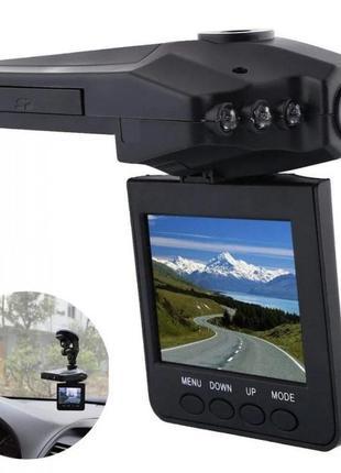 Видеорегистратор автомобильный DVR 198 HD [Оригинал]