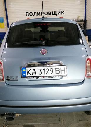 FIAT 500 VIN 3C3CFFAR9ET267681