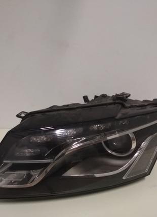 Audi Q5 левая фара