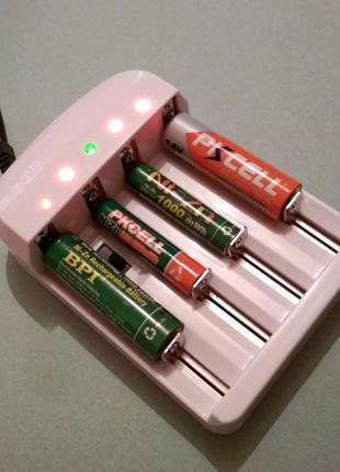 Зарядное устройство универсальное NiZn,LiFePO4,NiMh, LiIon батаре