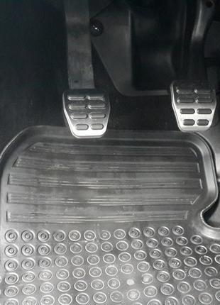 Накладки на педали VW Golf 5 6, Passat, Skoda Octavia A5, Superb.