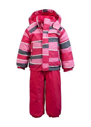 Комплект: куртка и полукомбинезон lassie by reima