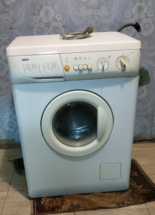 Zanussi f805n стиральная машина мотор не крутит самовывоз