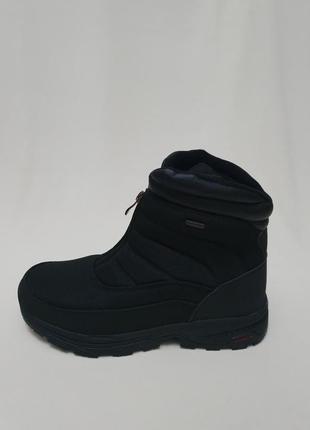 Мужские зимние термо-ботинки